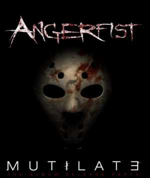 Angerfist album 2008 Mutilate preview 0