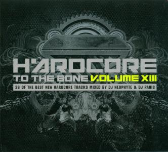 Hardcore To The Bone Vol XIII 2009(split tracks + covers)barney's rg preview 0