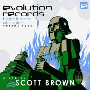 Scott Brown - Evolution Records Hardcore Classics, Vol. 4 (2016)