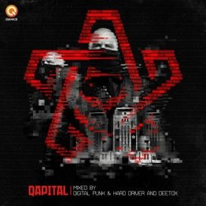 VA - Qapital 2017 (Mixed By Digital Punk and Hard Driver and Deetox) (2017)