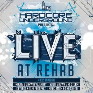 VA - Hardcore Underground Presents: Live At Rehab (2016)