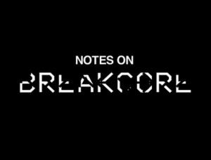 VA - Notes On Breakcore (2010)
