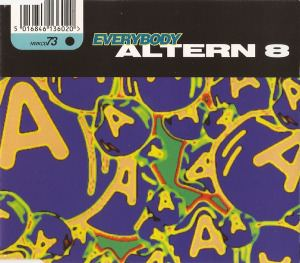 Altern 8 - Everybody (1993)