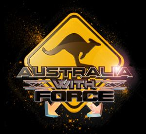 Australia With Force
