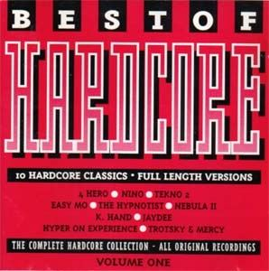 VA - Best of Hardcore 1 (1995)