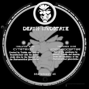 Death Syndicate - Cytotoxic / Adrenosceptor (2017)