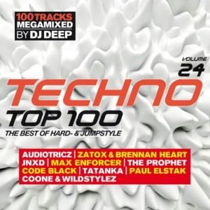 Techno Top 100 Vol 24
