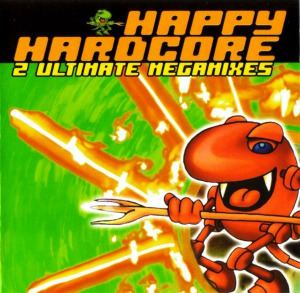 VA - Happy Hardcore - 2 Ultimate Megamixes (2004)