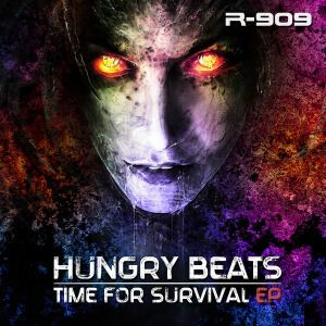 Hungry Beats - Time For Survival EP (2016)