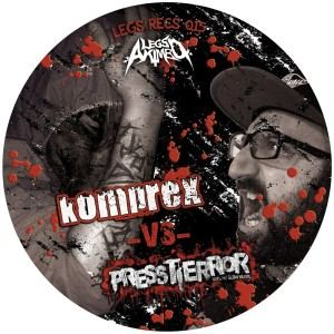 Komprex VS Pressterror - Komprex VS Pressterror (2016)