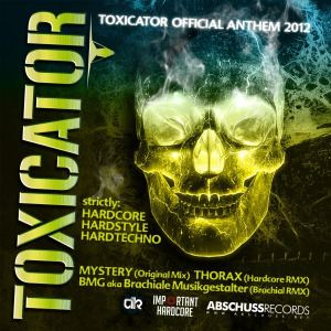 VA - Infected (Toxicator Anthem 2012)