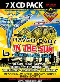 VA - Live at HTID in the Sun - Raver Baby Event 6 (2007)
