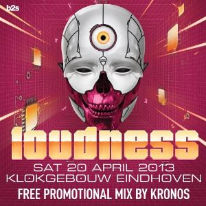 VA - Loudness 2013 Promo CD (Mixed by Kronos)