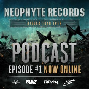 Neophyte Records - Bigger Than Ever Podcast Episode 1 (2014)