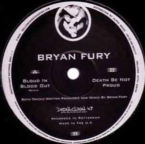 Bryan Fury - Bloud in Blood Out (2017)