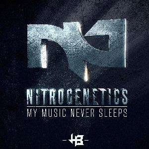 Nitrogenetics - My Music Never Sleeps (2013)
