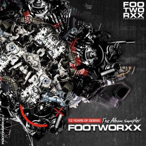 VA - Footworxx 12 Years Of Noise - The Album Sampler (2015)