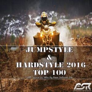 VA - Jumpstyle And Hardstyle 2016 Top 100 (2015)