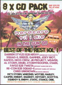 VA - Live at HTID in the Sun 08 Best of the Rest Vol 1 (2008)