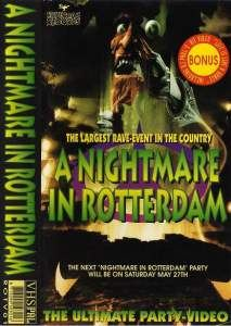 VA - A Nightmare In Rotterdam - The Ultimate Party Video 1 VHS (1995)