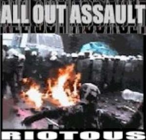 All Out Assault - Riotous (2000)