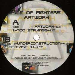 Art Of Fighters - Artwork (2001)
