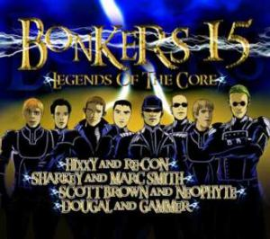 VA - Bonkers 15: Legends Of The Core (2006)
