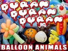 Duran Duran Duran - Balloon Animals (2006)