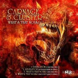 Carnage & Cluster - What's That Noisj (2011)