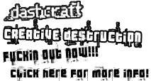 Dashcraft - Creative Destruction (2004)