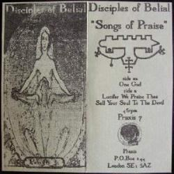 Disciples Of Belial - Songs Of Praise & Goat Of Mendes E.P. (1994)
