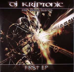 DJ Kriptonic - First EP (2008)