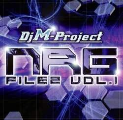 DJ M-Project - NRG Filez Vol. 1 (2008)