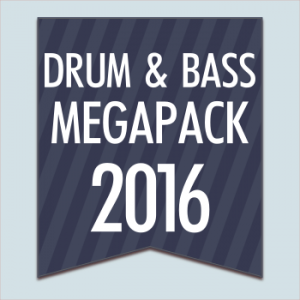 Drum & Bass 2016 Megapack