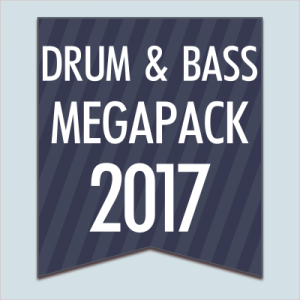 Drum & Bass 2017 April Megapack