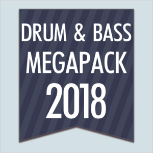 Drum & Bass 2018 August Megapack