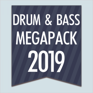 Drum & Bass 2019 January Megapack