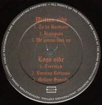 Ear Terror DJ Team - To Be Or Not To Be E.P. (2000)