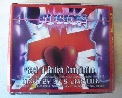 VA - Fusion - Best Of British Compilation (1996)