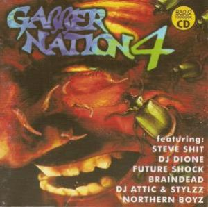 VA - Gabber Nation 4 (1997)