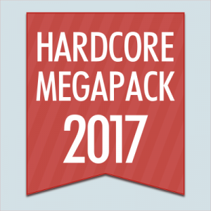 Hardcore 2017 May Megapack