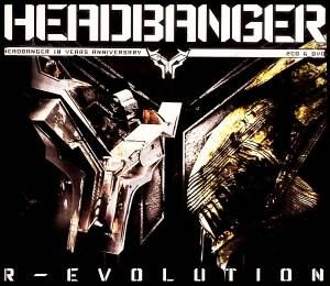 Headbanger - R-evolution DVD (2008)