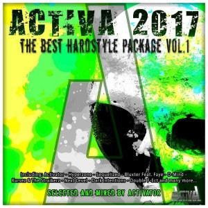 VA - Activa 2017: The Best Hardstyle Package Vol 1