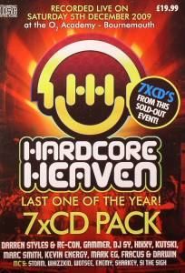 VA - Live at Hardcore Heaven Last One of the Year (2009)