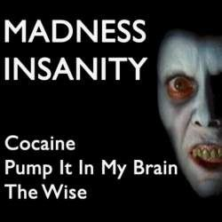Madness Insanity - Cocaine Pump It In My Brain / The Wise (2010)