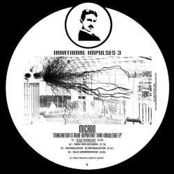Micron - Imagination Is More Important Than Knowledge EP (2009)