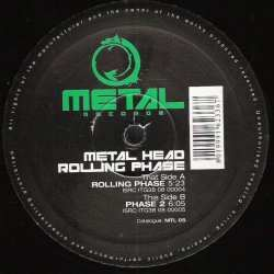Metal Head - Rolling Phase (2008)
