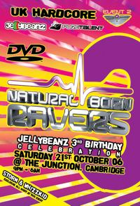 VA - Natural Born Ravers 2006 DVD
