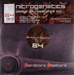 Nitrogenetics - Pledge Of Resistance E.P. (2008)