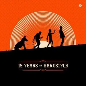 Donkey Rollers - 15 Years Of Hardstyle (2017)
